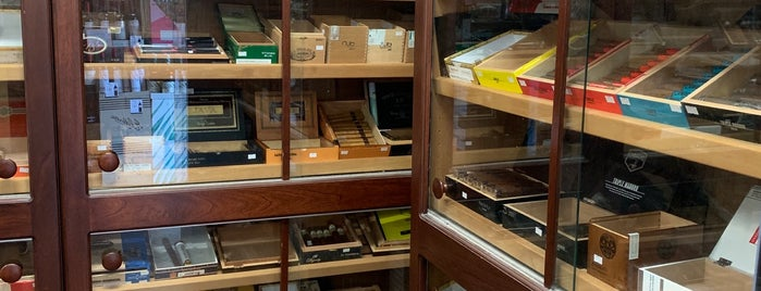 Vendome is one of The 15 Best Places for Cigars in Los Angeles.