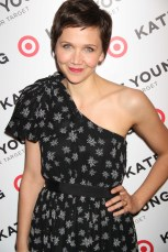 MAGGIE GYLLENHAAL Target and Kate Young host a private shopping event in celebration of Kate Young for target,before the collection launches in stores and online on april 14 at old school 231 mott st 4 9 2013 Photo by John Barrett/Globe Photo