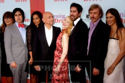 cast at NY Premiere of ''Learning to Drive'' at Paris Theatre 4 W.58st 8-17-2015 John Barrett/Globe Photos 2015