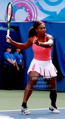 SERENA WILLIAMS at Arthur Ashe Day at US Tennis Open 8-29-2015 John Barrett/Globe Photos 2015