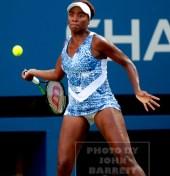 VENUS WILLIAMS Tennis US Open Day7 at Arthur Ashe Stadium 9-6-2015 John Barrett/Globe Photos 2015
