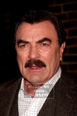 TOM SELLECK at Celebrate the 10th Anniversary of the ''Jesse Stone'' Franchise with World Premiere screening of ''Jesse Stone:Lost in Paradise'' at Roxy Hotel 10-14-2015 John Barrett/Globe Photos 2015