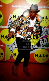 NICK CANNON at Nickelodeon HALO awards at Pier 36 south street 11-14-2015 John Barrett/Globe Photos 2015