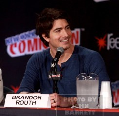BRANDON ROUTH attends the'' DC's Legends of Tomorrow'' panel at day 4 of NY Comic Con at Javits center 10-11-2015 John Barrett/Globe Photos 2015