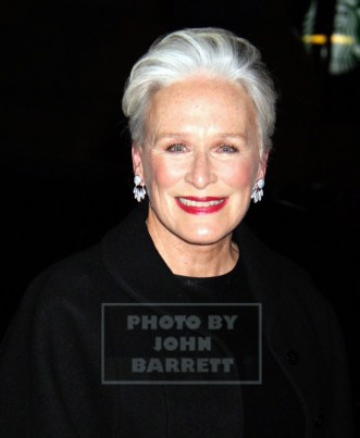 GLEN CLOSE at the Independent FilmMaker project's 25th Gotham Independent film awards at Cipriani wall st 11-29-2015 John Barrett/Globe Photos 2015