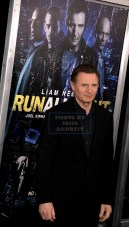 LIAM NEESON at NY Premiere of ''RUN ALL NIGHT'' AT AMC Lincoln Square 3-9-2015 John Barrett/Globe Photos 2015