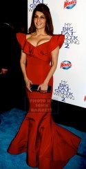 NIA VARDALOS at Premiere of ''My Big Fat Greek Wedding 2'' at AMC Loews Lincoln Square 3-15-2016 John Barrett/Globe Photos2016