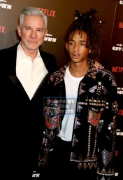 BAZ LUHRMANN,JADEN SMITH at NY Premiere of ''The Get Down'' at Lehman Center for the Performing Arts 250 Bedford Park Blvd,Bronx 8-11-2016 Photos by John Barrett/Globe Photos 2016