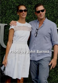 CHRISTY TURLINGTON,ED BURNS at Tennis US Open Day 13 at Flushing Meadow Park,Queens 9-10-2016 John Barrett/Globe Photos 2016