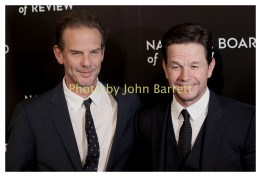MARK WAHLBERG,PETER BERG at National Board of Review Gala at Cipriani East 42street 1-4-2017 John Barrett/Globe Photos 2017