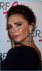 VICTORIA BECKMAN at Breast cancer research foundation to launch ''Super Nova'' hot pink party at park ave armory 5-12-17 John Barrett/Globe Photos 2017
