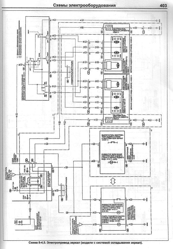 Авторемонт: Электрическая схема Honda Jazz / Fit (2007-2013)