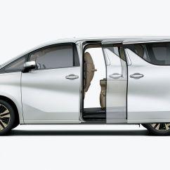 All New Toyota Alphard 2018 Indonesia Camry Philippines 2017 2019 характеристики цена фото и
