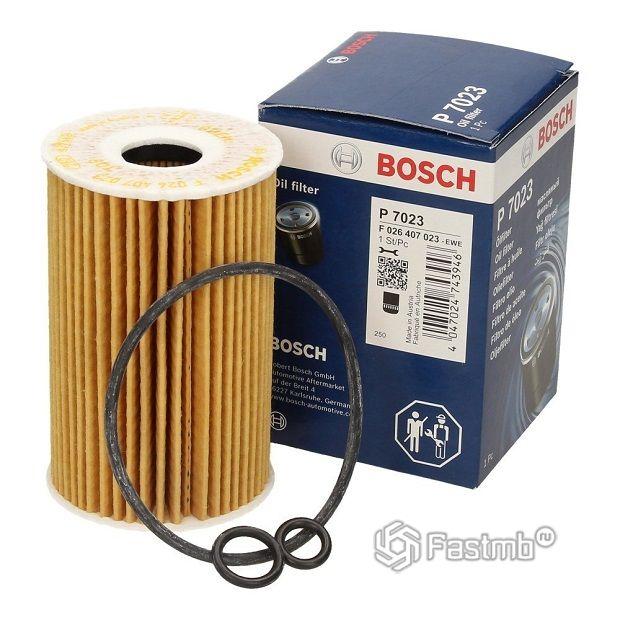 Май сүзгісі Bosch.