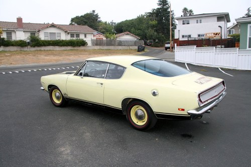 small resolution of 1969 plymouth barracuda1