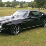 1972 Pontiac Gto Muscle Car
