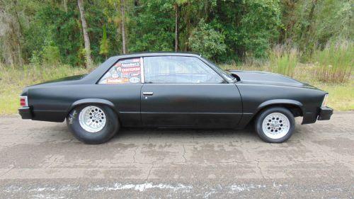 small resolution of 1978 chevrolet malibu pro built drag car