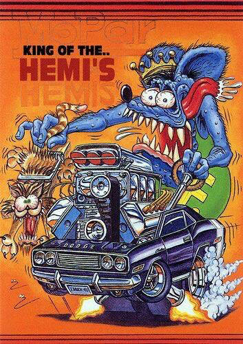 Marijuana Animated Wallpaper Ed Big Daddy Roth And Rat Fink Muscle Car
