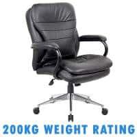 Samson Medium Back Chair