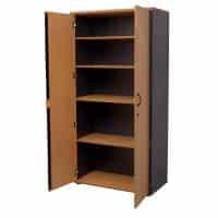 Function Storage Cupboard, Open