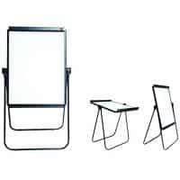 Milla Desk Top or Floor Standing Flip Chart - Options
