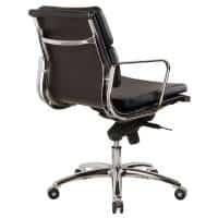 Elite Medium Back Chair, Rear View