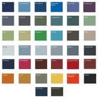 Trend Pin Board Fabric Colour Range