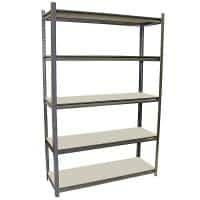 StoreIt Metal Shelving Unit