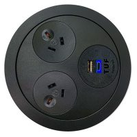 Black power box