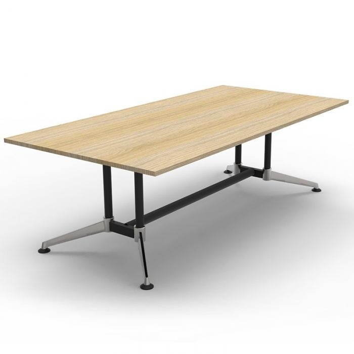 Timber Meeting Table