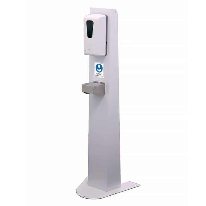 Portable Hand Sanitizer Station