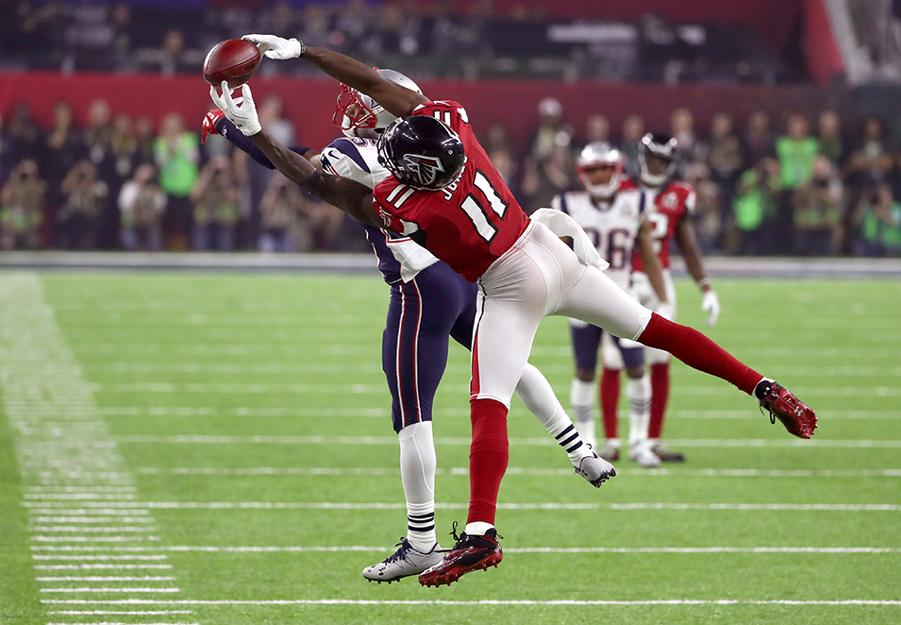 Image result for Julio JOnes toe tap catch