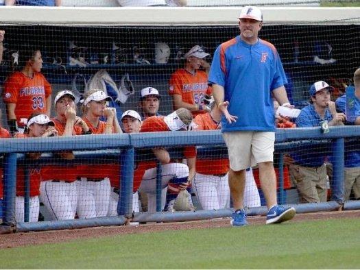 Tim Walton Head Coach Florida Gators