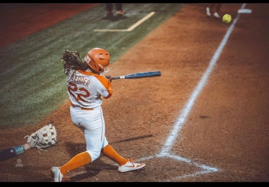 Texas Longhorns Use Bats to Blaze Trail To WCWS