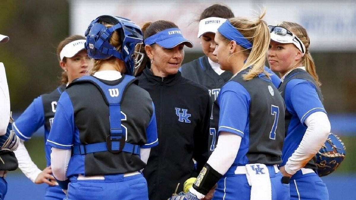 University of Kentucky Wildcats Head Coach Rachel Lawson