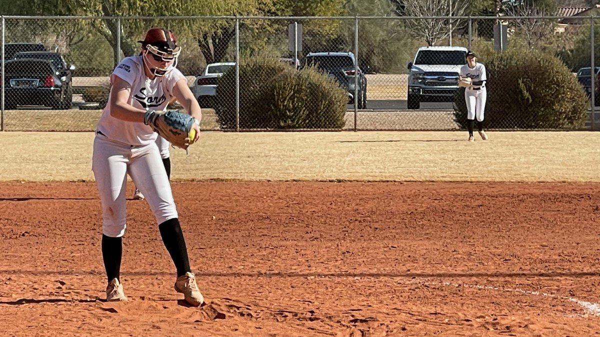 Kaitlyn Terry 2023 LHP Arizona Storm