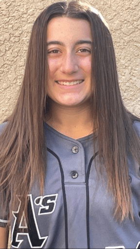 Sophia Stein 2023 So Cal Athletics Wellbaum/Briggs 16U