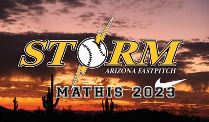 Arizona Fastpitch Mathis-2023