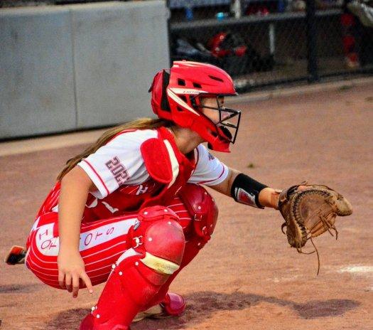 Megan Davidson Catching
