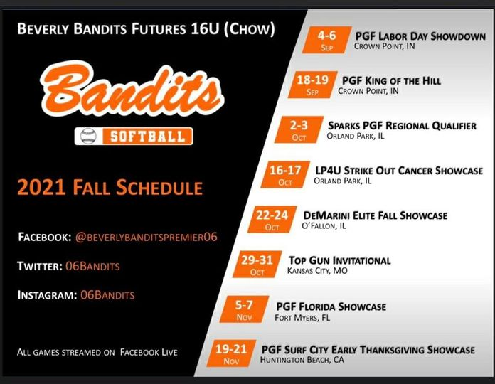 Beverly Bandits Chow Fall 2021