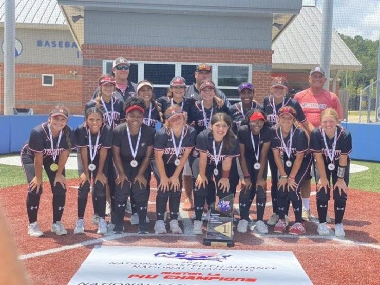 National Fastpitch Challenge Champions 2021