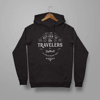 Softball Travelers – Softball Hoodie