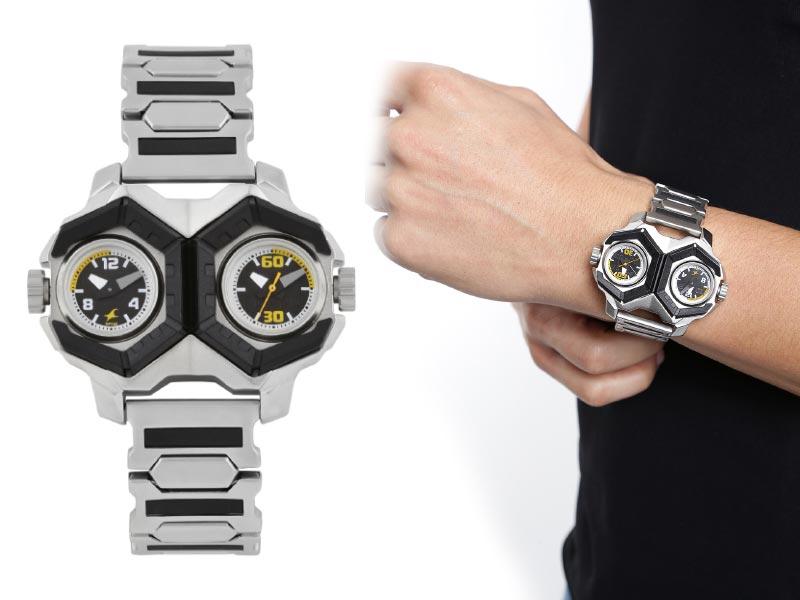 Latest Fastrack 3151KM01 Wristwatch