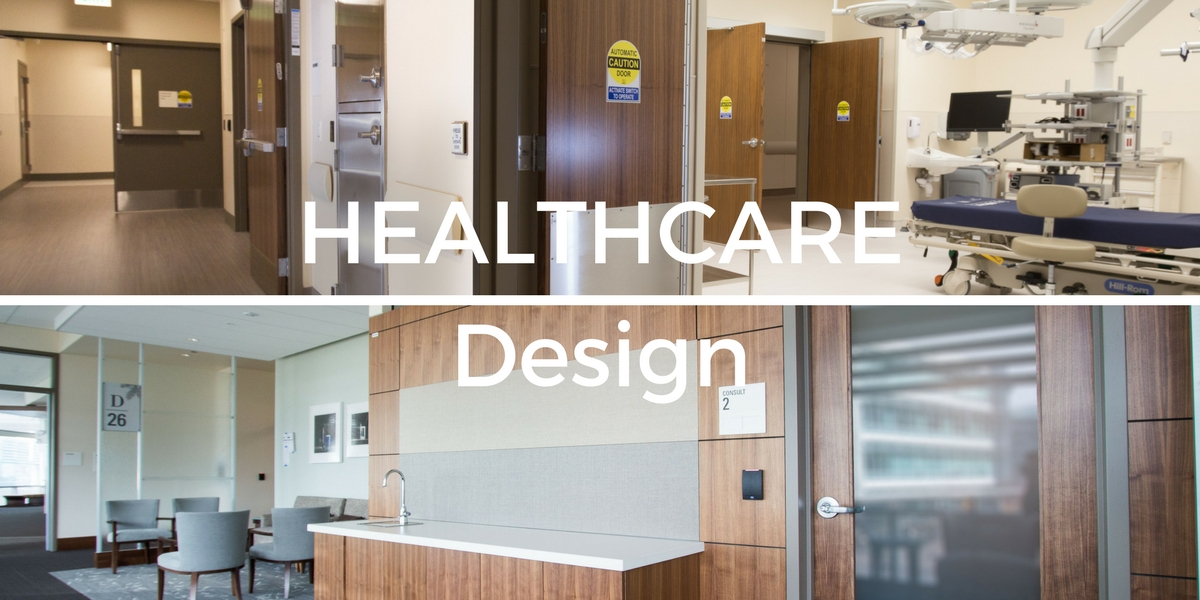 HEALTHCARE Design Millwork Custom Door Packages Colorado Springs,  Co_Fastrac Building Supply