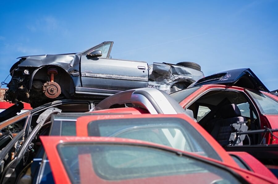 auto scrap yard toronto
