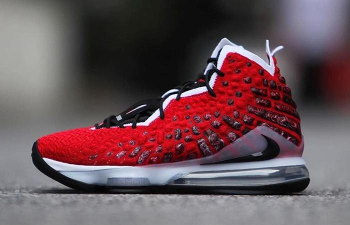 Nike Lebron 17 'Uptempo' 5.97 Free Shipping