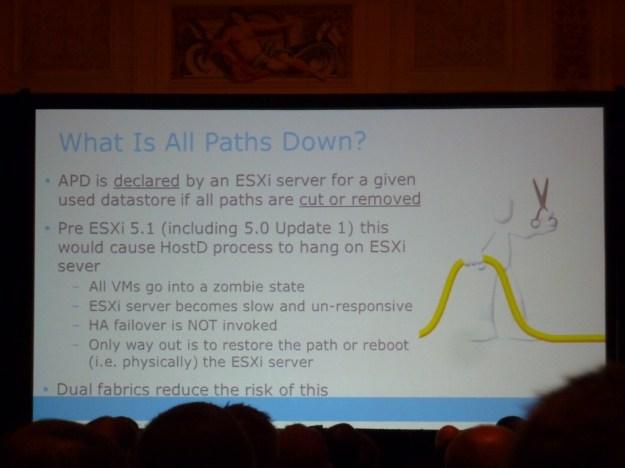 VMware APD