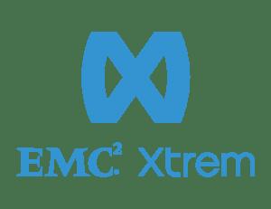 EMC Xtrem Stacked Logo