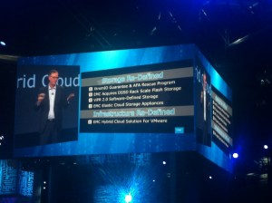 EMC World 2014 general keynote