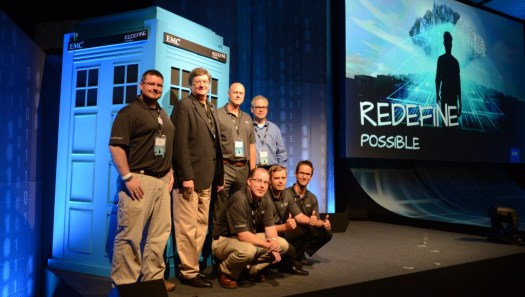 EMC Elect at Redefine Possible
